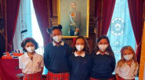 Alumnas del colegio Torrenova, finalistas en ¿Qué es un Rey para ti? 2021